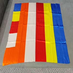 Panchsheel Flag