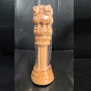 Ashok-Stambh-(Wooden)-6inch